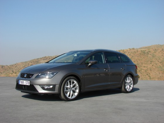 Seat Leon ST (break 2014)