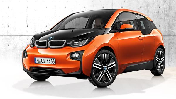 i3: la citadine électrique de BMW fait déjà fureur avant même d'être commercialisée !
