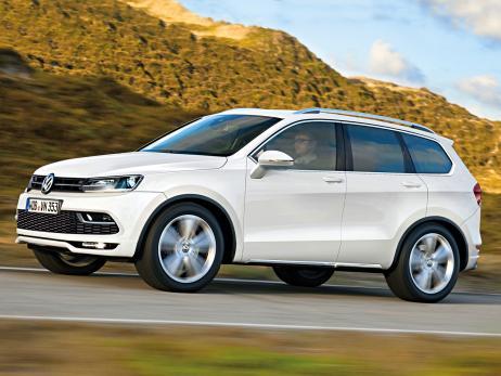 On en sait un peu plus sur le nouveau Volkswagen Tiguan