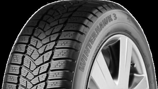 Un nouveau pneu hiver chez Firestone : le Winterhawk 3
