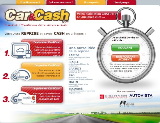 site car & cash