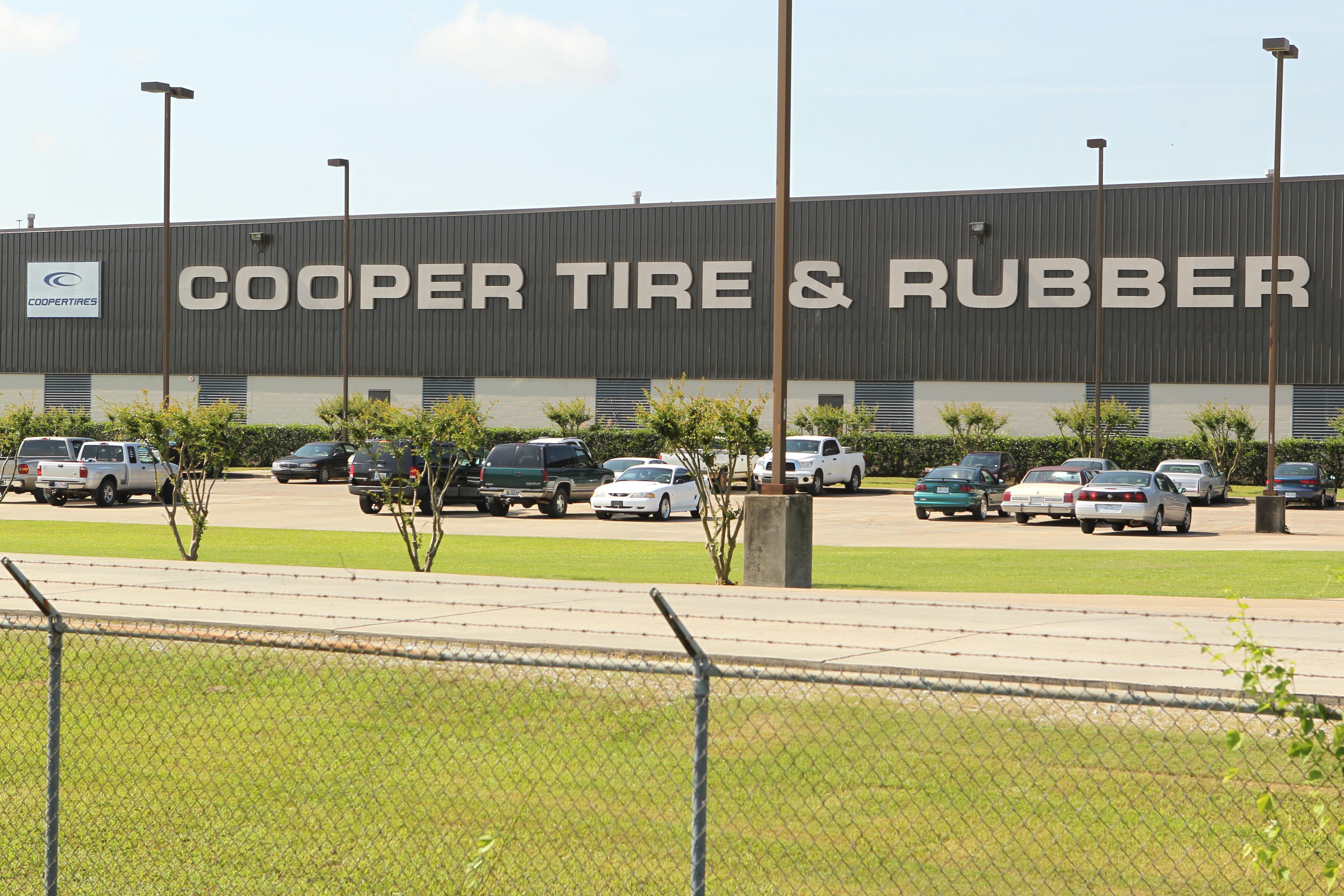Le rachat de la marque Cooper Tire semble compromis