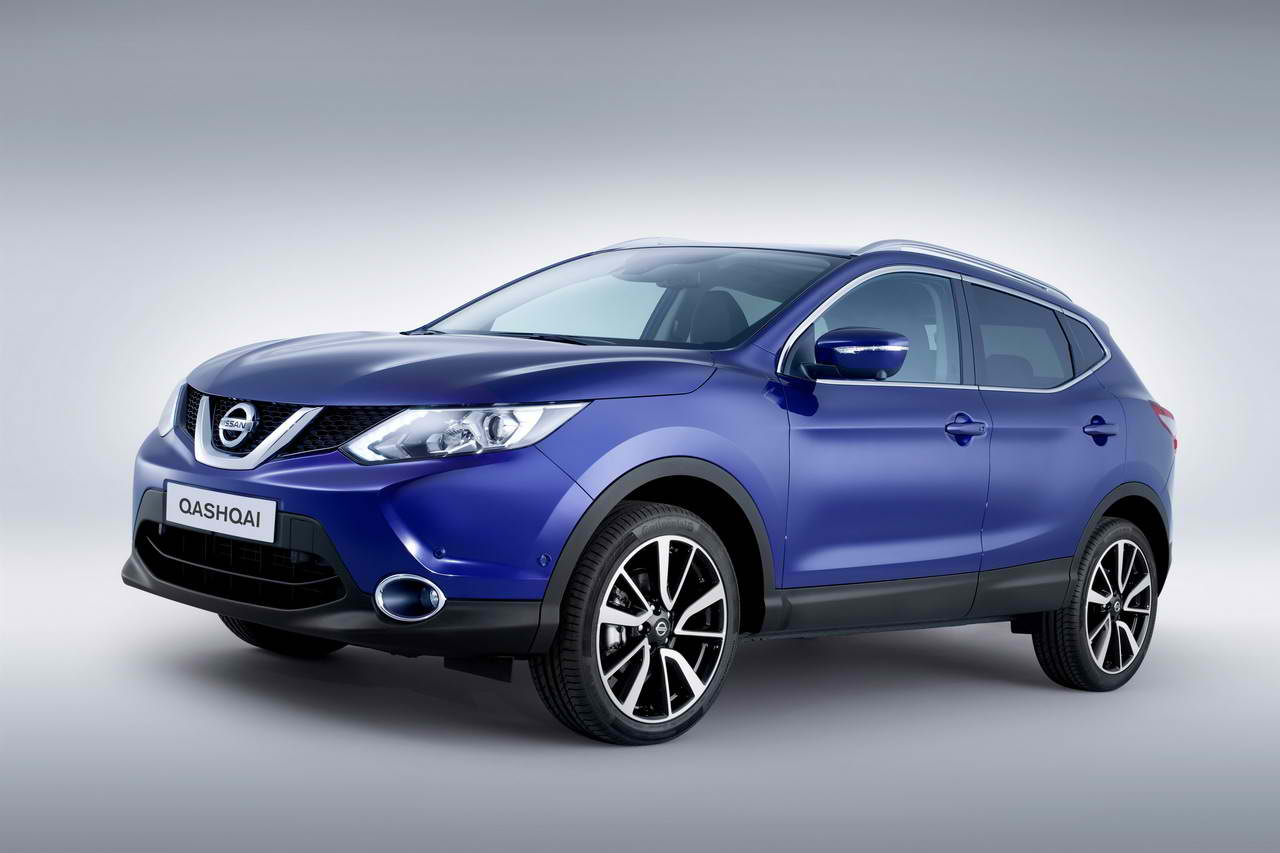 Nouveau Nissan Qashqai 2014 : un crossover toujours à la pointe de la modernité !