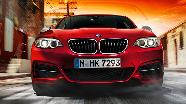 Série 2 : encore de la nouveauté chez BMW !