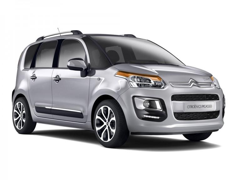 Citroën C3 Picasso restylé : vive les vacances !