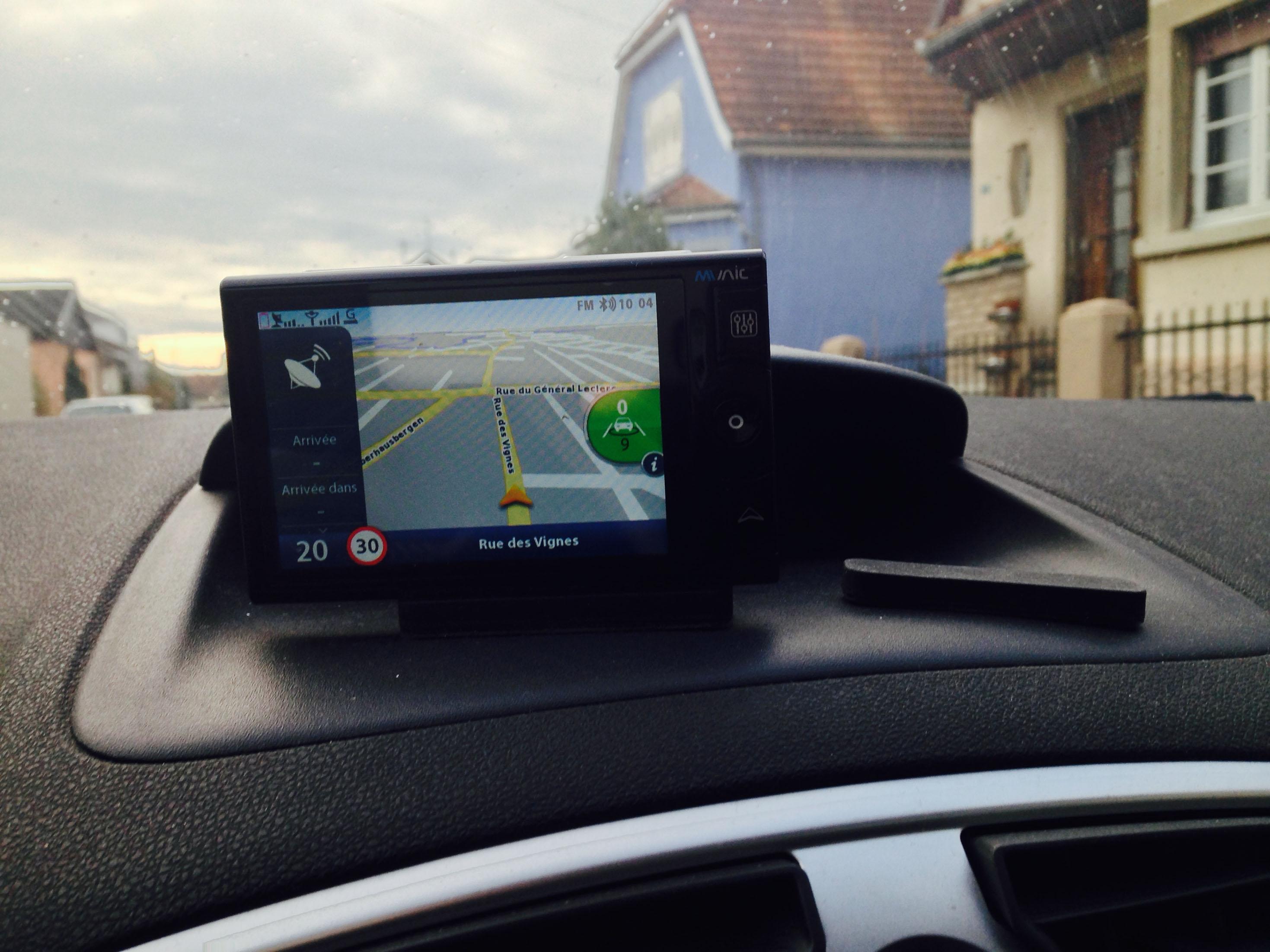 Munic Platinium : test du boitier GPS + avertisseur radars