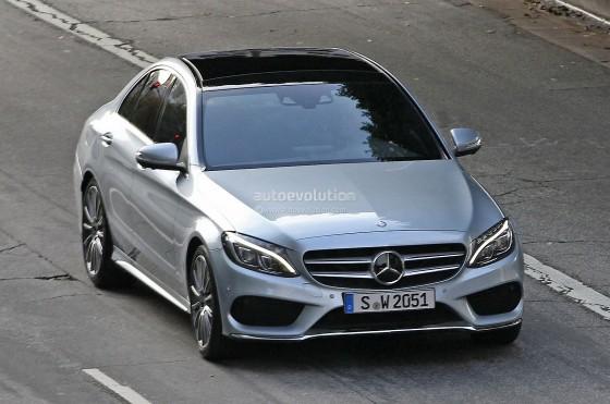 Mercedes Classe C 2014 01