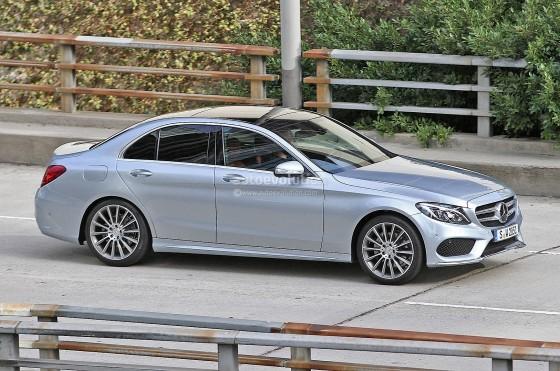 Nouvelle Mercedes Classe C 2014