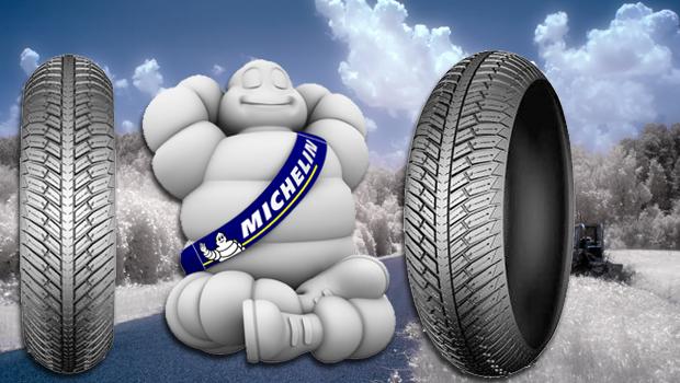 Pneu hiver pour votre scooter : voici le Michelin City Grip Winter