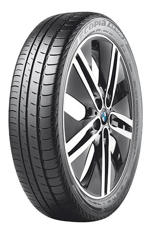 Ologic : Bridgestone crée un pneu pour la BMW i3