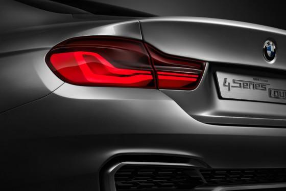 Feux arrière BMW Série 4
