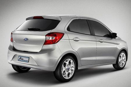 nouvelle Ford KA
