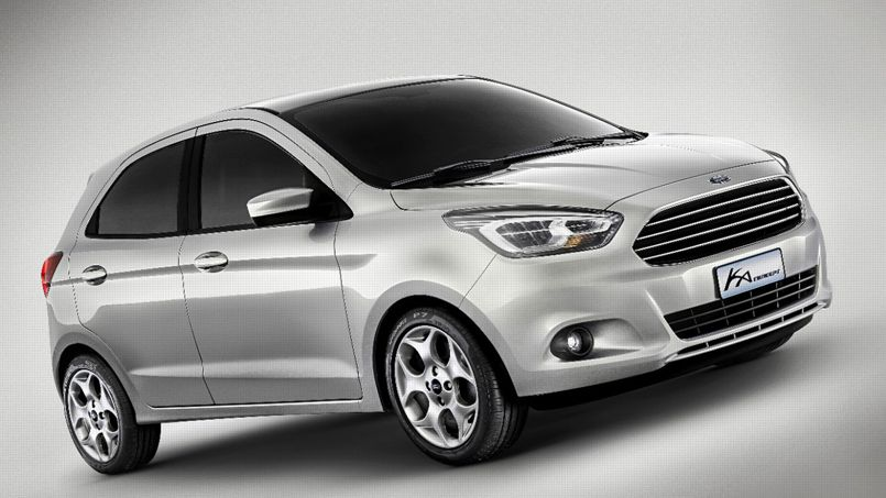 Nouvelle Ford Ka : Elle arrive en Europe !