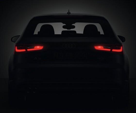 feux arrière Audi A3