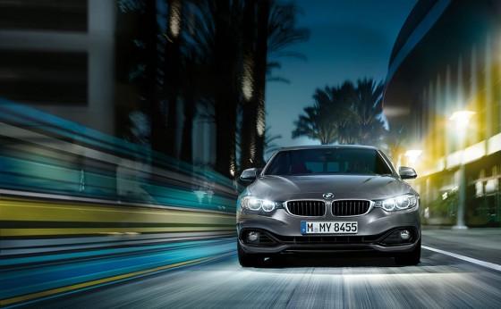 feux avant BMW Série 4