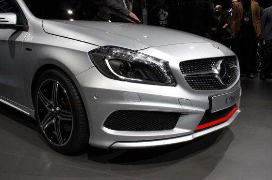 feux avant Mercedes Classe A