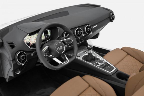 [VIDEO] Nouvelle Audi TT 2014 : La marque dévoile son intérieur