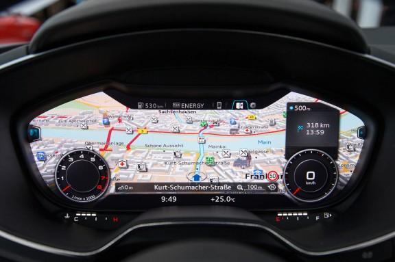 Le tableau de bord de la future T sera entièrement digital et en ...