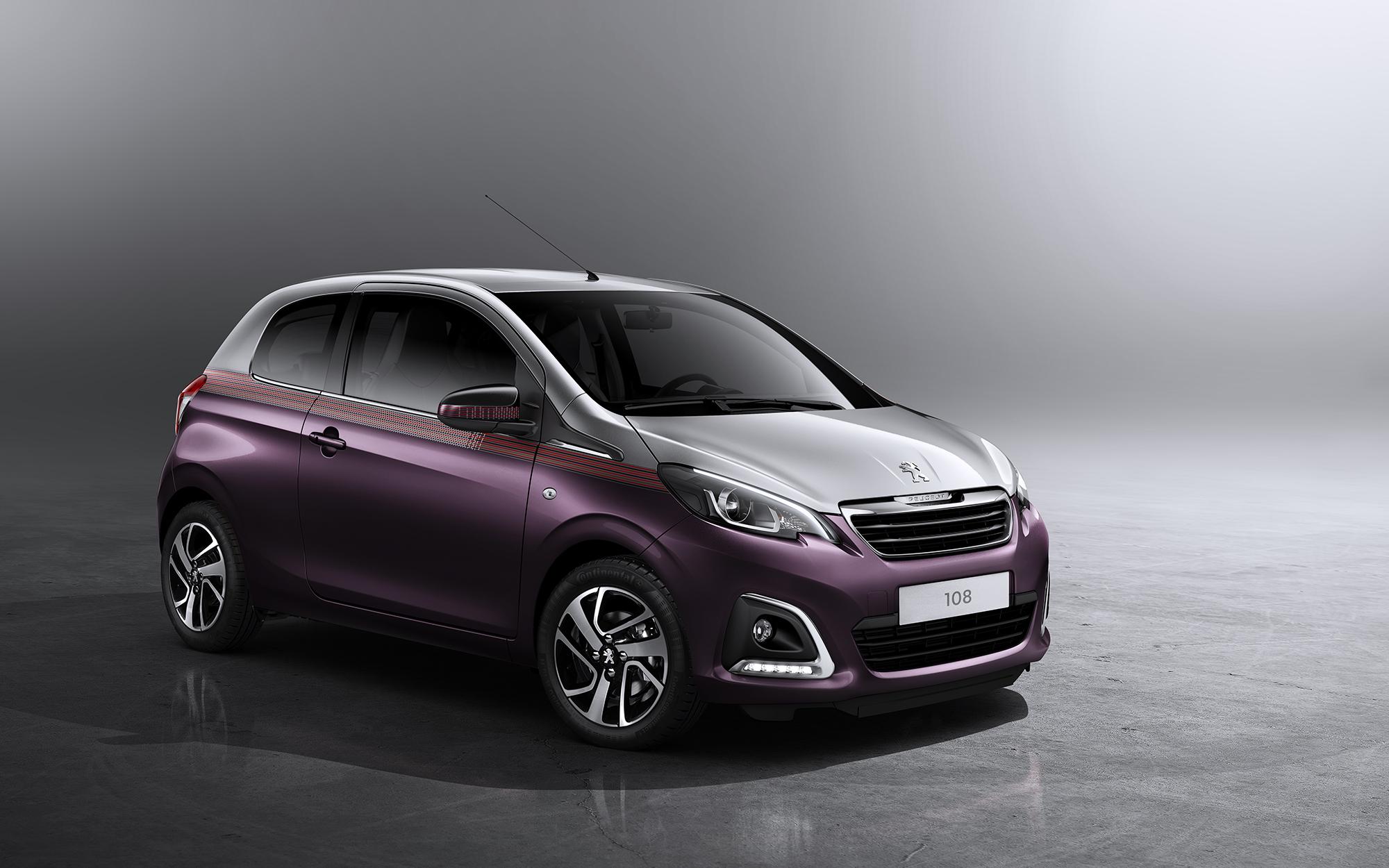 Peugeot 108 : la citadine qui donne envie !