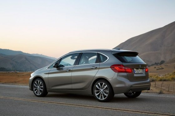 monospace BMW Série Active Tourer