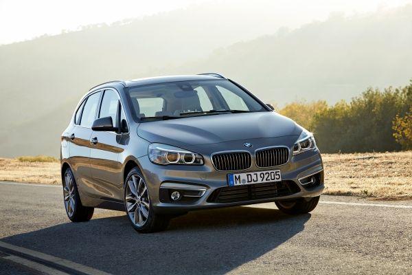Monospace BMW : Série 2 Active Tourer, 1er véhicule à traction chez BMW