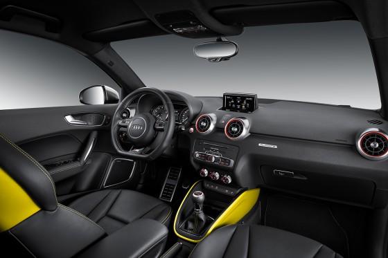 Audi S1 intérieur