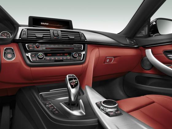 Console centrale BMW Série 4 Gran Coupé.jpg