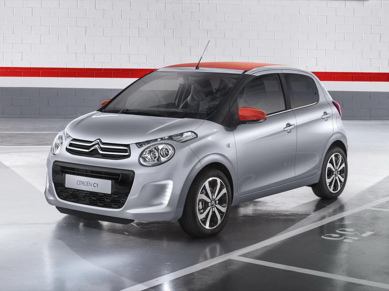 Nouvelle Citroën C1 : une édition redessinée en profondeur de la célèbre puce urbaine
