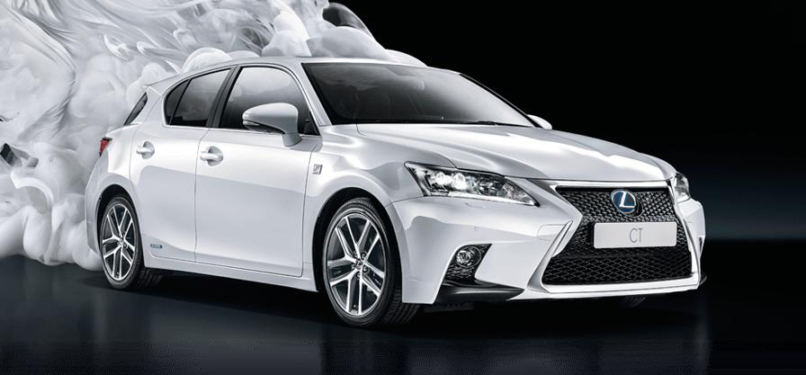 Avec la nouvelle Lexus CT 200h, le luxe est à votre portée. (vidéo sponsorisée)