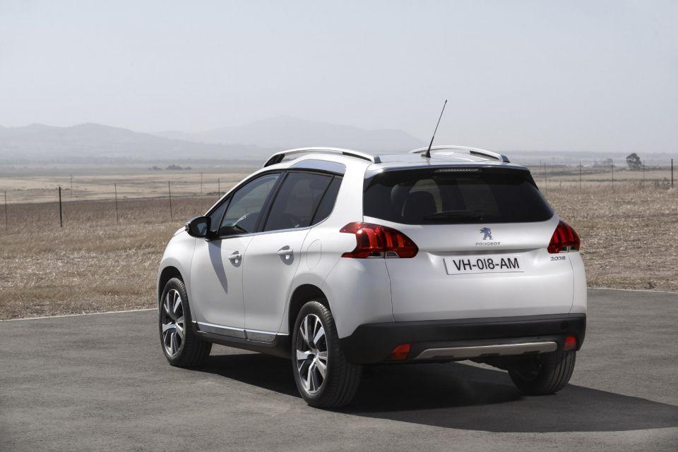 Le nouveau SUV Peugeot : la marque au lion sort à nouveau les griffes