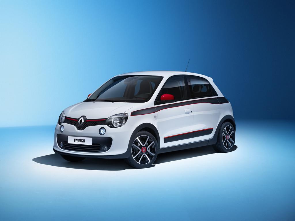 La nouvelle Renault Twingo 2014, désormais visible