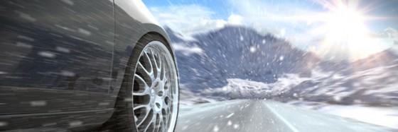 route hiver