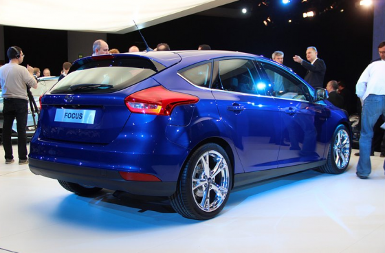 Ford Focus 3 restylée
