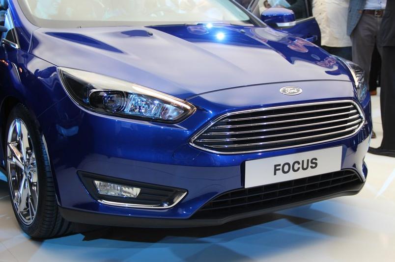 La Ford Focus 3 arbore un nouveau visage !
