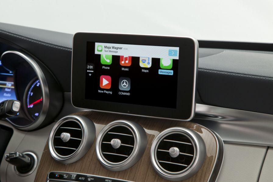 L'iPhone et iOS bientôt intégré dans votre voiture