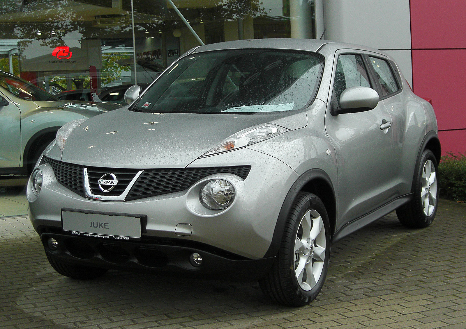 auto-école Nissan Juke