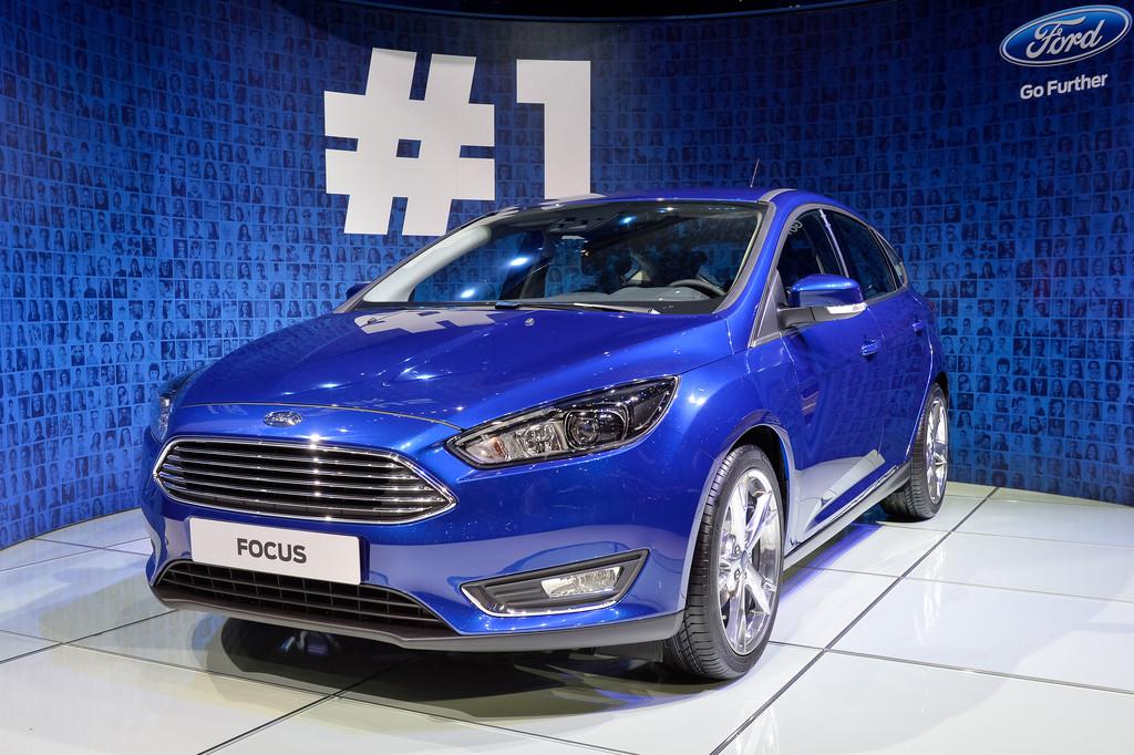La Ford Focus relookée