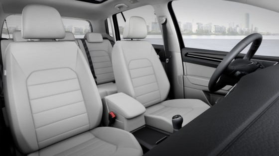 Interieur Sportsvan