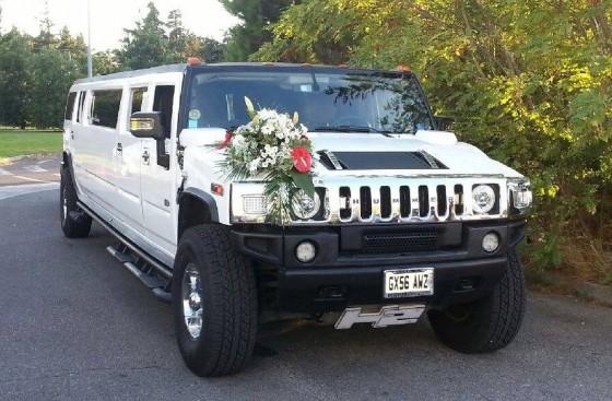 Hummer mariage