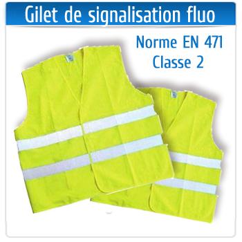 Gilet jaune obligatoire en Allemagne à partir du 1 juillet 2014