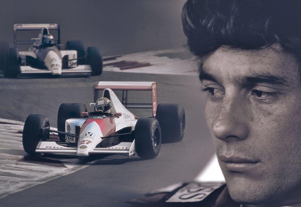 Hommage de McLaren à Ayrton Senna pour les 20 ans de sa disparition