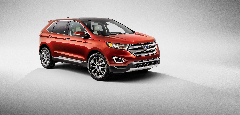Ford nous dévoile le Edge, un SUV à la technologie révolutionnaire