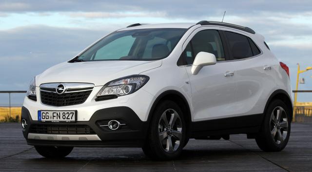 Nouvel Opel Mokka