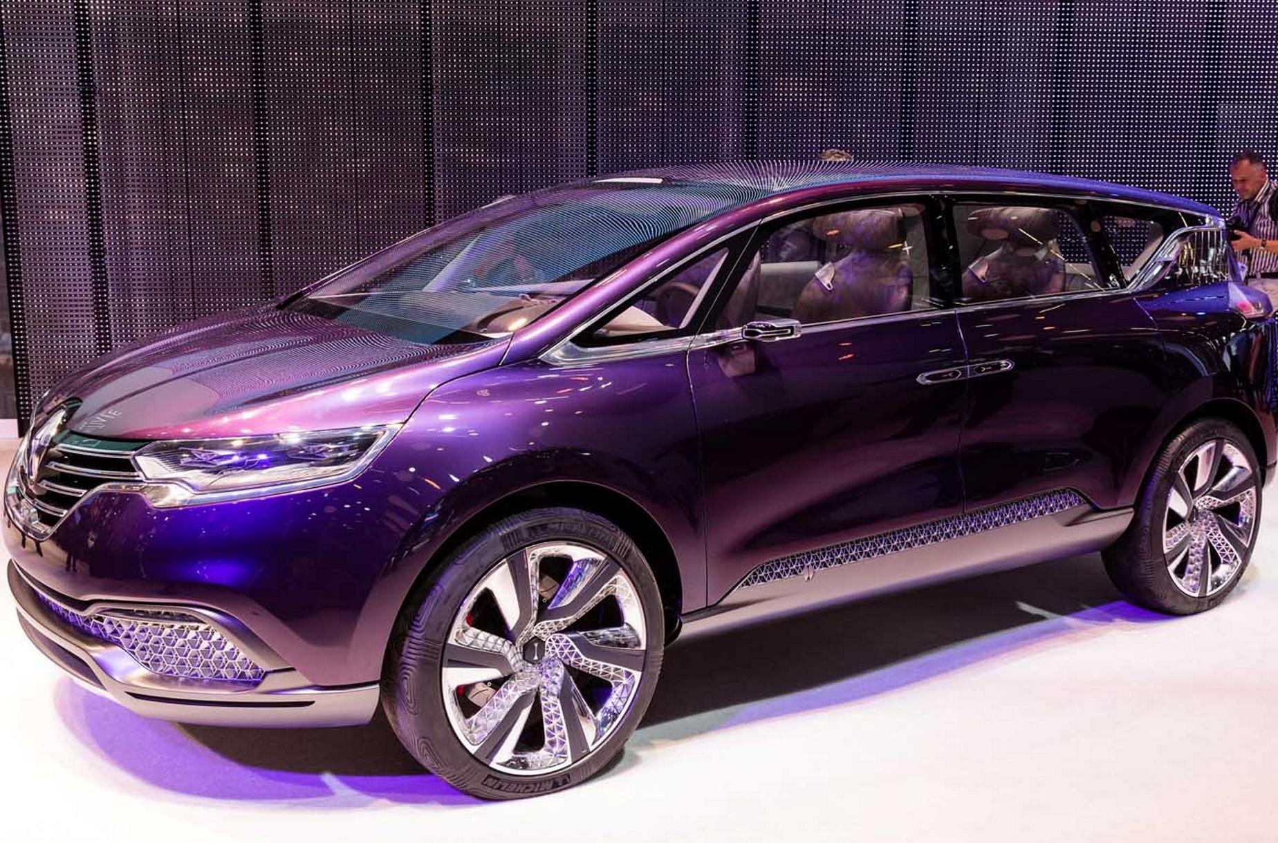 La technologie 4Control serait présente sur le prochain Renault Espace