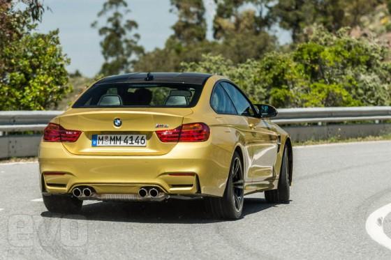 arrière BMW M4