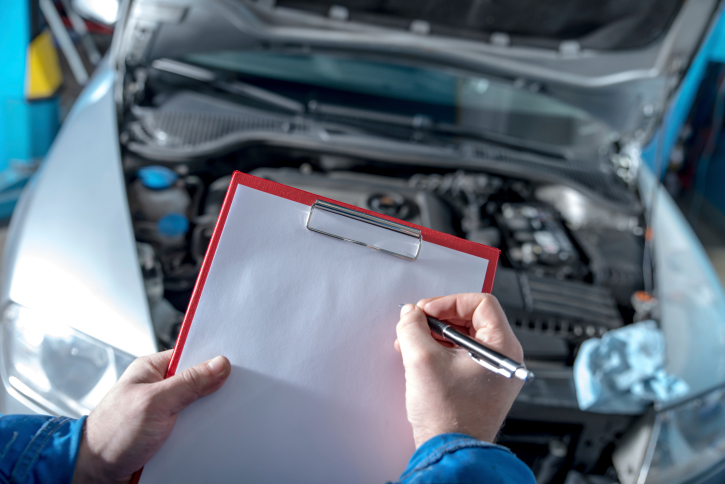 préparer sa voiture avant contrôle technique