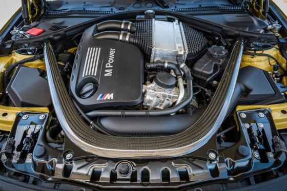 moteur BMW M4