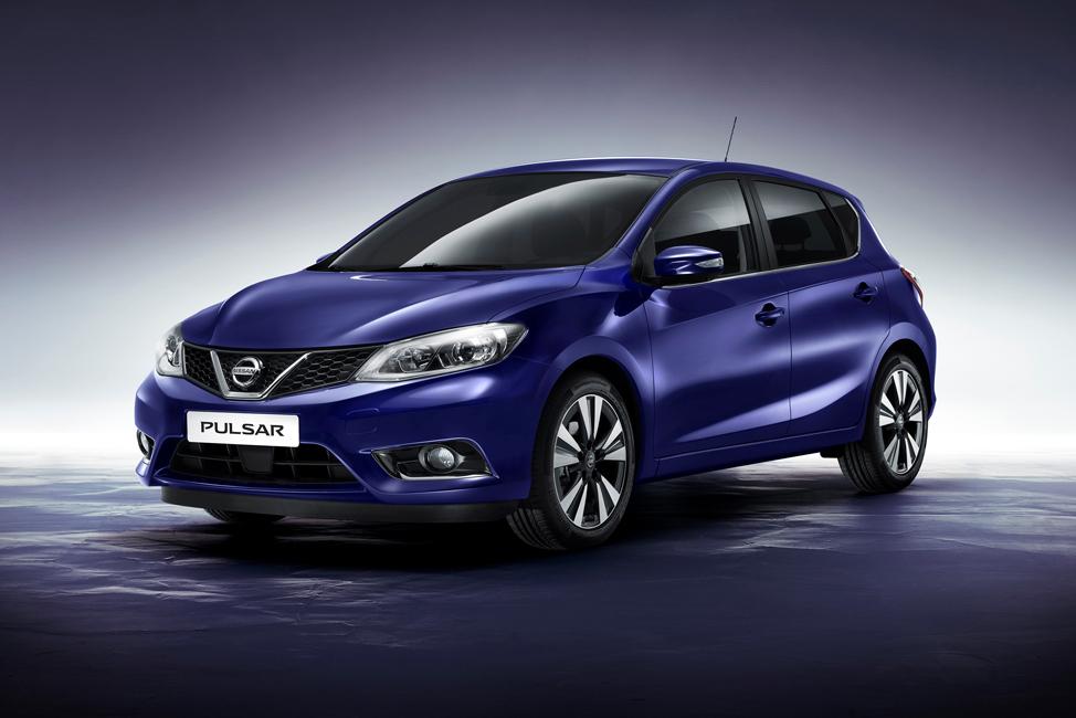 Nouvelle Nissan Pulsar : berline efficace et sans chichi