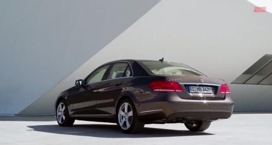 nouvelle Mercedes CLasse 3