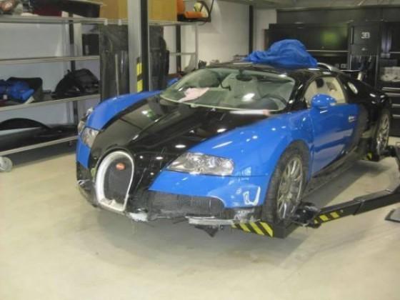 Bugatti Veyron pas cher